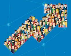 Популярность платформы и высокая посещаемость